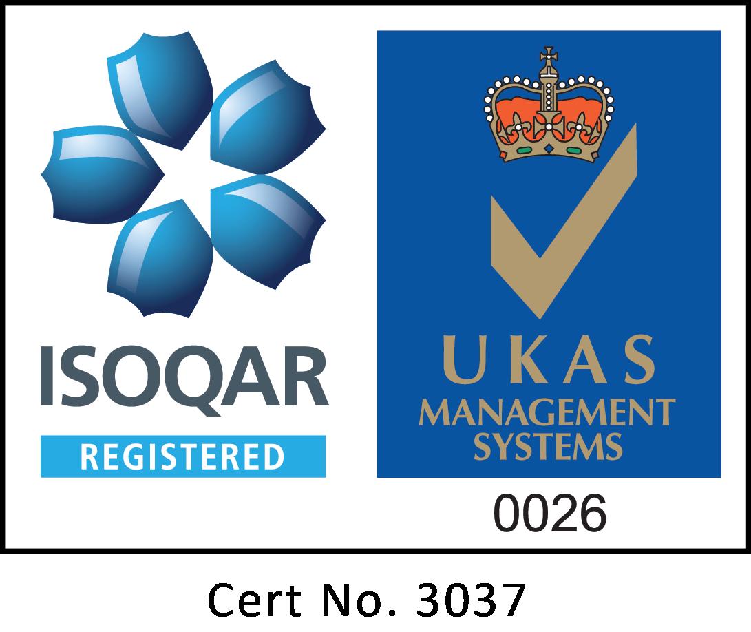 Norris Springs ISOQAR Logo 0026 Cert Number 3037